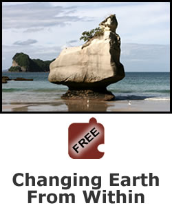 Earth's Changing Surface: Changing Earth From Within