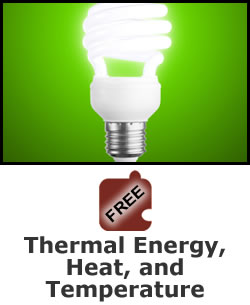 Energy: Thermal Energy, Heat, and Temperature