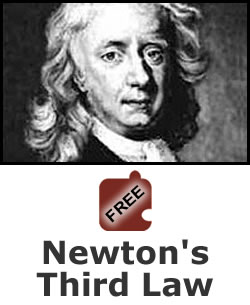Force and Motion: Newton's Third Law