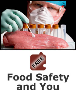 Science of Food Safety: Food Safety and You