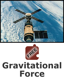 Gravity and Orbits: Gravitational Force