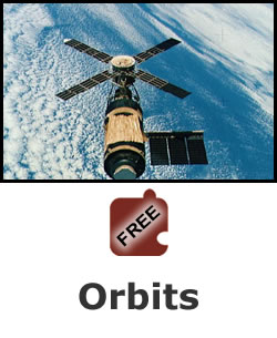 Gravity and Orbits: Orbits