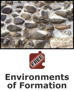 Rocks: Environments of Formation