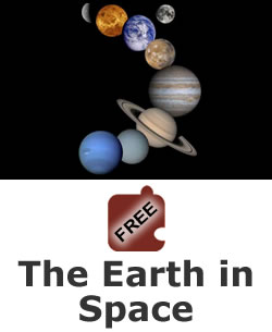 Solar System: The Earth in Space