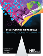 Disciplinary Core Ideas: Reshaping Teaching and Learning (e-book) e-book