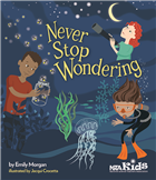 Never Stop Wondering (Book Sample) Book Chapter