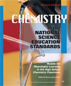 Chemistry In The National Science Education Standards, Second Edition Acquired Book