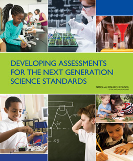 Developing Assessments for the Next Generation Science Standards Acquired Book