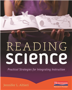 Reading Science.  Practical Strategies for Integrating Instruction Acquired Book