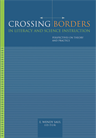 Crossing Borders in Literacy and Science Instruction: Perspectives on Theory and Practice NSTA Press Book