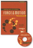 Making Sense of SCIENCE – Force & Motion for Teachers of Grade 6-8 – Teacher Book + CD