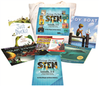 Set: Picture-Perfect STEM Lessons, 3-5 and the Picture-Perfect STEM 3-5  Book Collection Set