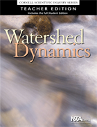 Watershed Dynamics (Teacher Edition—Includes Full Student Edition) (e-book) e-book