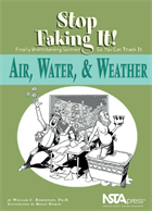 Air, Water, and Weather: Stop Faking It! Finally Understanding Science So You Can Teach It