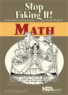 Math: Stop Faking It! Finally Understanding Science So You Can Teach It (e-Book) e-book