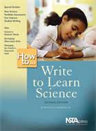 How to... Write to Learn Science, Second Edition (e-Book) e-book