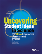 Uncovering Student Ideas in Science, Volume 2: 25 More Formative Assessment Probes (e-Book) e-book
