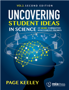 Uncovering Student Ideas in Science, Volume 2, Second Edition: 25 More Formative Assessment Probes