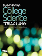 Handbook of College Science Teaching NSTA Press Book