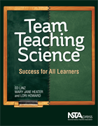 Team Teaching Science: Success for All Learners NSTA Press Book