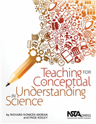 Teaching Science for Conceptual Understanding: An Overview Book Chapter