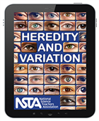 Heredity and Variation Interactive E-book
