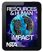 Resources and Human Impact Enhanced E-book
