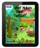 What Makes Them Special? eBooks+ Kids