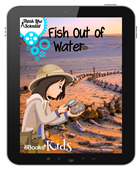 Fish Out of Water Interactive E-book Kids