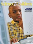 Teaching through Trade Books: Weather Watchers Journal Article