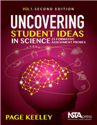 Uncovering Student Ideas in Science, Volume 1, Second Edition: 25 Formative Assessment Probes