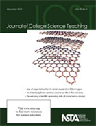 A Case Study: Using Authentic Scientific Data for Teaching and Learning of Ecology Journal Article