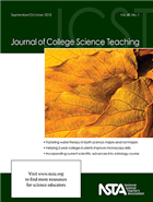 Research and Teaching: Using POGILs and Blended Learning to Challenge Preconceptions of Student Ability in Introductory Chemistry Journal Article