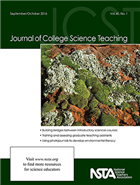 Research and Teaching: Assessment of Graduate Teaching Assistants Enrolled in a Teaching Techniques Course Journal Article