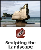 Earth's Changing Surface: Sculpting the Landscape Science Object