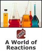 Chemical Reactions: A World of Reactions Science Object
