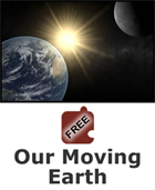Earth, Sun, and Moon: Our Moving Earth Science Object