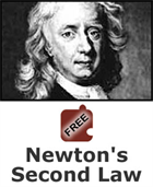 Force and Motion: Newton's Second Law Science Object