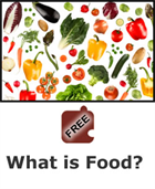 Nutrition: What is Food? Science Object