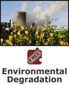 Resources and Human Impact: Environmental Degradation Science Object