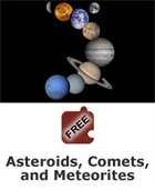 Solar System: Asteroids, Comets, and Meteorites Science Object