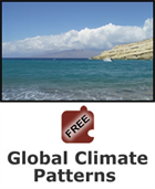 Ocean's Effect on Weather and Climate: Global Climate Patterns  Science Object