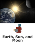 Earth, Sun, and Moon SciPack