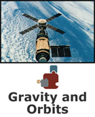 Gravity and Orbits SciPack