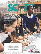 Science for All: Using technology to sensitively and sensibly meet students' needs in the science classroom Journal Article
