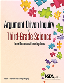 NSTA Science Store :: Argument-Driven Inquiry in Third-Grade
