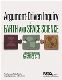 NSTA Science Store :: Argument-Driven Inquiry in Earth and