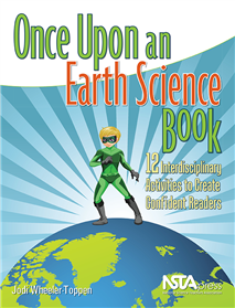 nsta science store once upon an earth science book 12 interdisciplinary activities to create. Black Bedroom Furniture Sets. Home Design Ideas