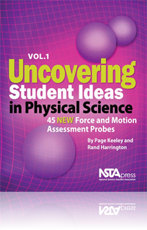 NSTA Science Store :: Uncovering Student Ideas in Physical Science