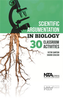 NSTA Science Store :: Scientific Argumentation in Biology